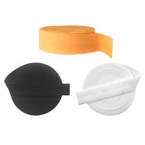 3Roll 20mm Elastic Flat Bias Binding Tape Craft Clothing Sewing Braided Rope