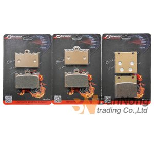 Motorcycle Front Rear Brake Pads sets For ZXR400 L1-L9 91-03 ZXR 400 1991-2003