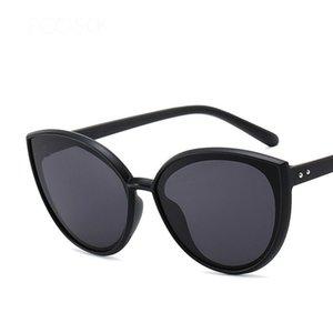 Brand Designers Cat Eye Sunglasses Vintage Retro Female Sun Glasses For Women UV400 Eyewear