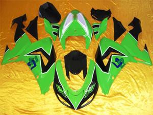 carénage moto KAWASAKI ZX-1000C NINJA 06 ~ 07 10R ZX10R C ZX10R ZX 10 R Carénage kit 2006 ~ 2007