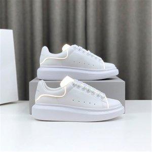 Ig Qualité Ceap Femmes Soes Dener Sneaker Leater Low-Top Courir Formateurs Wit Paillettes Automne Soes Casual Big Taille 35-43 # 780