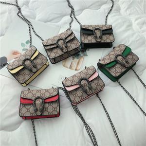 Designer Children Crossbody High Quality Mini Cute Girl Shoulder Bag Fashion Women Handbags Purses Print Baby Girl Bag