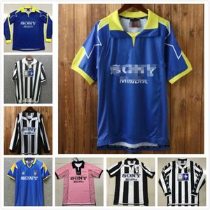 Retro Juve DEL PIERO soccer jersey 84 85 92 95 96 97 98 99 02 03 11 ZIDANE Ancient maillot DAVIDS Oldest shirt