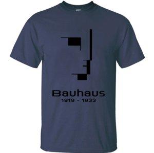 Latest I love Bauhaus - 100th Anniversary of Bauhaus Art tshirt for men Novelty men's t shirts Short Sleeve Fitness HipHop Top
