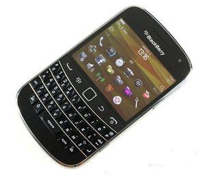 Recuperado Original Blackberry Bold Touch 9900 desbloqueado telefones celulares de 2,8 polegadas da câmera WiFi GPS 5.0MP