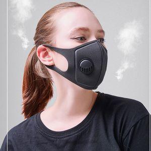 kn95 Yüz Anti-Dust Maske ve Duman ve Alerjiler Ayarlanabilir Tekrar Kullanılabilir solunum maskeleri Man PM2.5 ücretsiz DHL Stok nakliye maske!