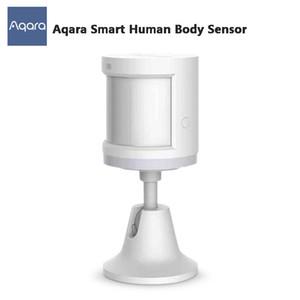 Youpin originale Aqara Smart Movement Capteur du corps humain PIR détecteur de mouvement sans fil Zigbee Connexion Fonctionne avec Mi Accueil APP 3002255