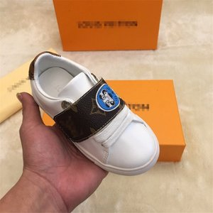 20ss new Boys Girls Shoes Moccasins Soft Kids Loafers Children Flats Casual Boat Shoes Children's Leather Shoes autumn Fashion