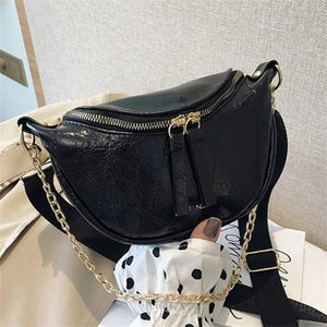 #H30 Fashion Quality PU Leather Crossbody Bags For Women 2020 Chain Small Shoulder Messenger Bag Lady Travel Handbags and Purses