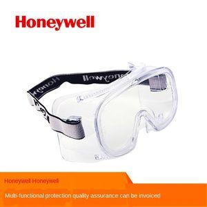 hzSRQ Honeywell / Honeywell 200100 LG100A anti-choc équitation honeywell / honeywell 200100 transparent coupe-vent masque pour les yeux antipoussière oeil coupe-vent