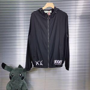 Fashion long sleeve men's clothes zipper animal alphabet clothing free delivery women's casual coat T-shirt European size plus L~XXXL sy0115