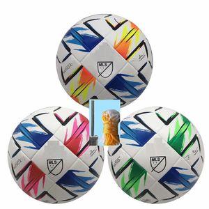 2020 Liga Americana alta calidad 20 21 pelota pelota de fútbol MLS El tamaño final de la PU Kiev 5 bolas gránulos antideslizantes de fútbol libre del envío