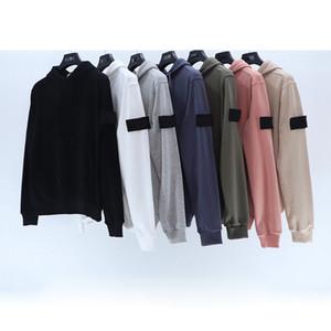 Dropship # UT601 Männer Kapuzenpullover Pullover mit Kapuze Street mit Kapuze Langarm Rundhals Pullover Mode-Herbst-Winter-Paare Hoodie M-XXL