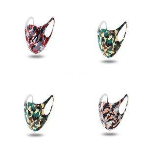 Dener Impresso Fa Máscara personalizado Cotton Mask Wit breating Válvula Wasable Fa Wit flter # 972 # 229