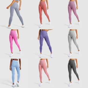 Sift Woman Workout Capris Leggings Running Slim Fitness Quick Drying Casual Stretchy Leggings Side Pocket High Waist Yoga Pants#141