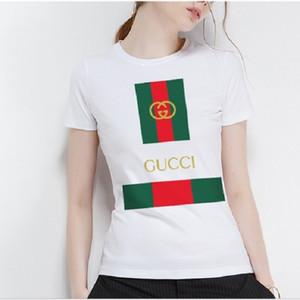 Estate 2020 nuovo stilista T-shirt, graffiti CCI signore belle maglietta bello di lusso stampare la consegna gratuita T-shirt