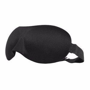 Resto Eyeshade di sonno Eye Mask 3D Cover cieco pieghe per cerotto 6VQI Health Care per schermare la luce stereoscopico Eye #