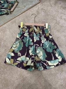 JA600273 Hot sale New Fashion 2020 Casual Shorts Popular Brand Fashion Design Party style women Clothing