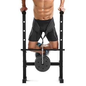 Gewichthebergürtel Bodybuilding Fitnesstraining Gym Gürtel Gewicht Pull-up-Gym Krafttrainingsgeräte 2020 Neu