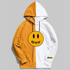 moda 2020 homens Hoodies Justin Bieber a impressão mens finas Verão camisola streetwear Hoodie harajuku do sexo masculino com capuz
