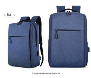 Учиться в России Повседневный Туризм рюкзака Путешествия Laptop Backpack водостойкой Anti-Theft сумка с USB зарядный порт компьютера Бизнес Рюкзаки