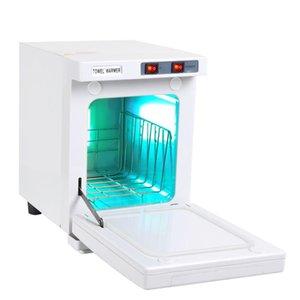 5L UV serviette Stérilisateur Cabinet chaud 2 en 1 Utiliser pour SPA Salon de coiffure Beauté et la