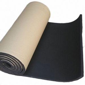 200X50cm Car Auto Sound Deadening Coton Isolation thermique Tapis Matériau Mousse intérieur Accessoires automobiles New Usme #