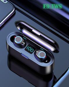 새로운 무선 헤드폰 블루투스 헤드셋 지원 아이폰 OS / 안드로이드 폰을 실행 5.0 이어폰 TWS에 귀 스포츠