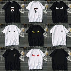 Nueva Marca T Shirts impreso los hombres de manga corta camiseta 100% algodón T Boy Summer Casual camiseta de la moda