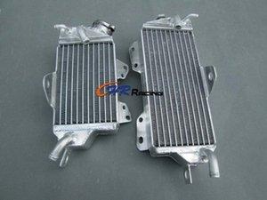 radiador de aluminio para el KX 125 KX125 1990 1991 90 91 (PAR) 0qDb #