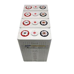 4PCS Un ensemble CALB CA100 3.2V 100Ah batterie LiFePO4 lithium ion rechargeable li batterie 12V 24V pour camping / solaire / stockage d'énergie / UPS