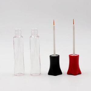 The new 10ML small waist bottle double eyelid false eyelash glue bottle eyeliner bottle