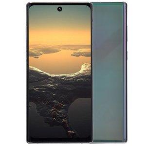 """6.8 """"لكمة ثقب شاشة Goophone N10 + 3G WCDMA رباعية النواة MTK6580 1GB 8GB ضمن العرض بصمة الوجه ID الروبوت 9.0 16.0MP كاميرا الهاتف الذكي"""