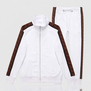 Italy 2020 Men's Tracksuits Sweatshirts Suits Luxury Sports Suit Men Hoodies Jackets Coat Mens Medusa Sportswear Sweatshirt Tracksuit Jacket