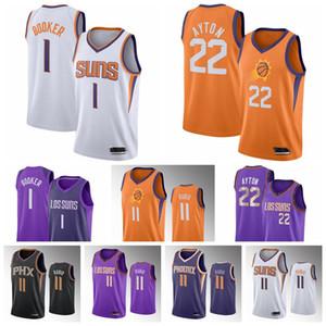 1 ديفينبوكير 22 DeAndreآيتون ريكي روبيو فينيكسشموسالرجال 2019/2020 جمعية جيرسي كرة السلة انضم اللاعبالإصدار