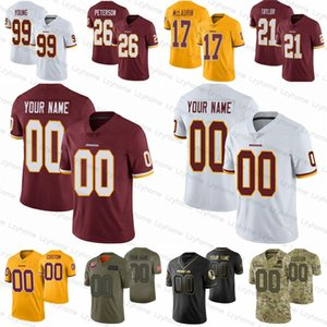 Personalizzati donne Mens bambini Chase giovane Terry McLaurin Washington