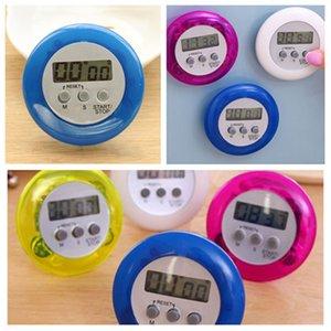 moda Tempo di cottura Allarme Rosso Pomodoro di stile meccanico Countdown Timer circolare timer elettronico Kitchen Timer KitchenwareT2I5158