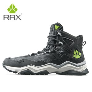 Rax New Breathable Hiking Boots Men Women Hiking Shoes Outdoor Trekking Boots Walking Sneakers Men Sports Shoes Tactical