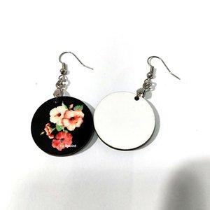 2020 DIY Earring Blanks For Women Girls Earrings For Jewelry Making Blank Earring Pendant Lightweight Dangle Earrings A08