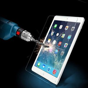 9H Premium Tempered Reinforced Glass Screen Protector Film Case For iPad 2 3 4 5 Air For iPad Mini 1 2 3 4 with Tablet PC Screen Protectors