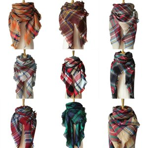 Winter Scarfs For Women Wave Chevron Infinity Teens Circle Loop Ring Scarf 2020 Fashion Cotton Infinity Wholesale#952