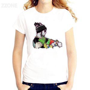 American Rapper Watch time Rip T-shirt Women Printed Good Quality TShirt Short Sleeve T-shirts O-Neck Fashion Tee Shirts