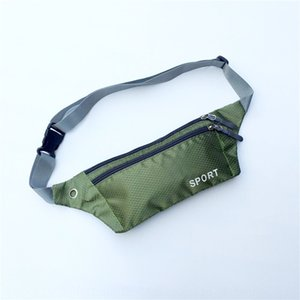 tlanf Men's and women's leisure sports Pouch Phone running running fitness mobile phone waist bag travel invisible waist wallet walking stor