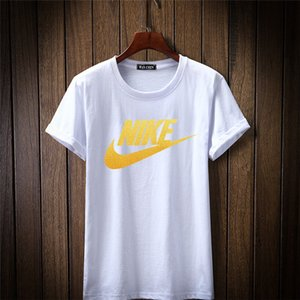 Classic Short Sleeve T shirt da Uomo Estate Casual T-Shirt Solid traspirante lusso cotone Tshirt maglie Golf Tennis Uomini Camisa Tops d02
