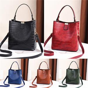 Fashion Vintage Handbags Women Shoulder Bag Designer PU Leather Party Lady Hand Bags 2020 Women Bag Bolso Mujer Female Totes Sac#271