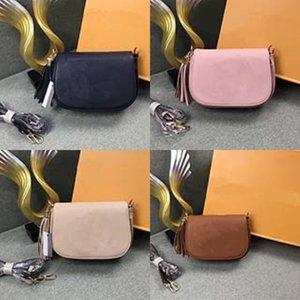 Women Handbag Leather Women Shoulder Bag Small Crossbody Handbag Embroidered Lipstick Chain Design Casual Bags Satchel#164