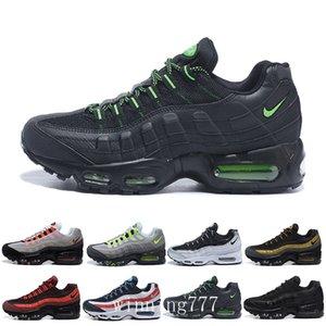 Men Women Air Running shoes SE OG Neon TT Black Red Triple White Aqua Ultramarine Mens Trainer Sport Sneakers Size 5.5-12 NM2ET