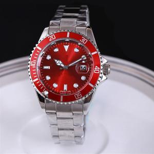 Novos Cerâmica Bezel Mens relógios automáticos relógios de grife Luxusuhr orologi da donna di lusso de luxo suíça de relógios com o logotipo à prova de água