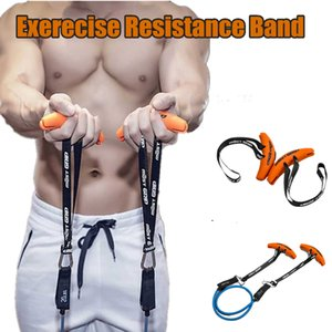 Exerecise Resistance Band Handle Grips Gym Training Grip Strength Sling Trainer for Pull-up Bars Barbells and Pulling Machines