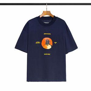 Primavera Estate 2020 dio graffiti collaborazione brand designer maglietta di modo delle donne T uomini camicia casual cotone Tee